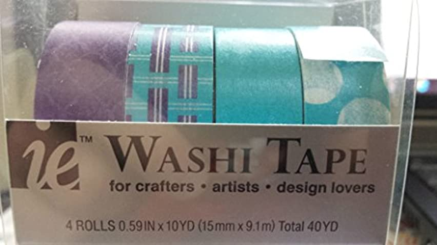 Washi Tape for Crafters, Artists & Design Lovers