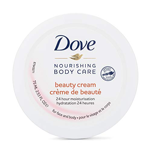 2 x Dove Beauty Cream 2.53 fl oz