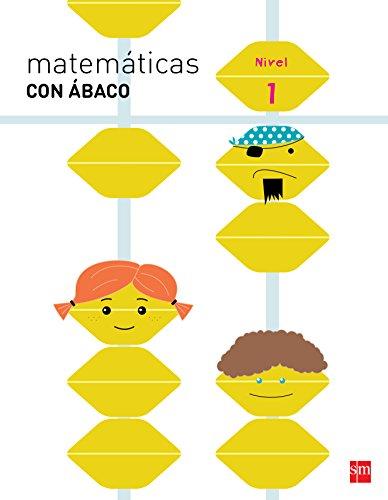 Matemáticas con ábaco. 1 Primaria - 9788467570670