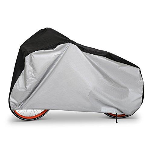 LIHAO Funda Bicicleta 190T Cubierta Impermeable de Bicicleta Funda Protectora Bici