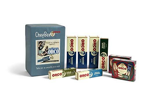 Orco Chef Box - Cofanetto Degustazione Pic-Nic - 1500 g