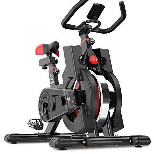 Dripex Vélo d'Appartement Cardio Vélo Spinning Appareil Fitness Sport Abdominal Dos Bras,...