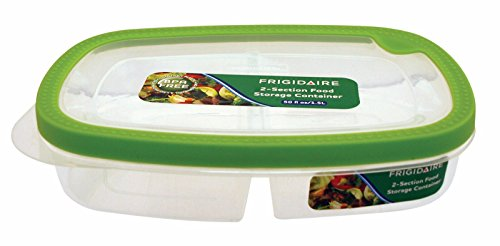 Frigidaire 2 Compartment Bento Lunch Box Container.