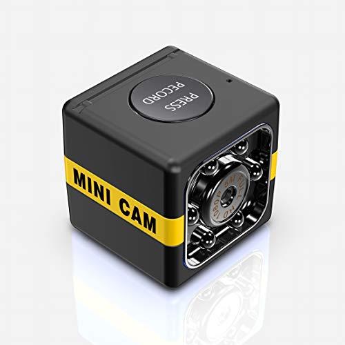 ZAM Cámara ZAM FX01 1080P Deporte al Aire Libre HD DV aérea (Negro) (Color : Black)
