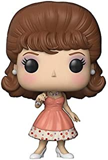 Funko Pop! TV: Pee wee's Playhouse Miss Yvonne Collectible Figure, Multicolor