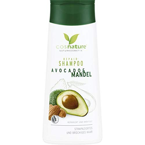 Repair-Shampoo Avocado & Mandel 200 ml