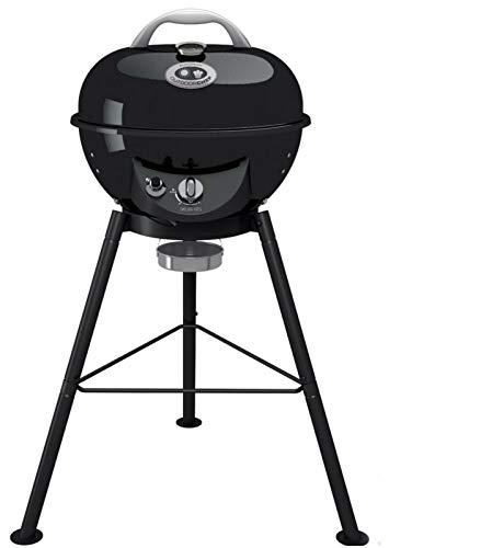 Barbecue sferico in acciaio da giardino esterno OUTDOORCHEF modello CHELSEA 420 G, funziona a gas