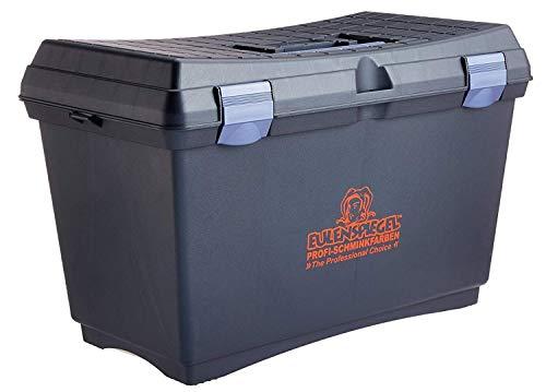 Eulenspiegel 990315 - Profi Schmink-Koffer aus Kunststoff (groß)