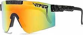 Pit Viper Sunglasses for Men Women, Pit Vipers UV400 Polarized Sports Cycling Glasses