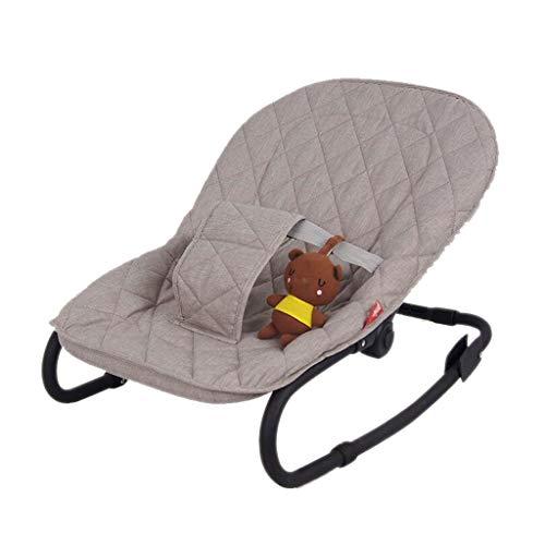 Bruine schommelstoel mand comfortabel om te liggen om het schommelbed te vergroten 64cm*37cm*57cm MUMUJIN