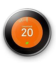 Nest Learning thermostaat derde generatie - exclusief voor Frankrijk, België en Nederland.