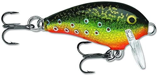 Rapala Mini Fat Rap 03 Fishing lure, 1.5-Inch, Brook Trout