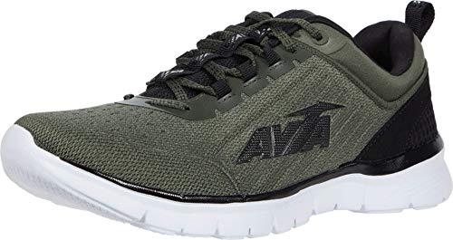 Avia Men's Avi-Factor Running Shoe, Olive, 9 Medium US
