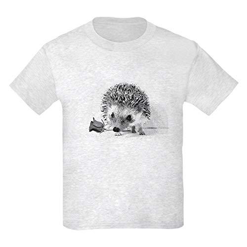 CafePress Casanova T Shirt Kids Cotton T-Shirt Ash Grey