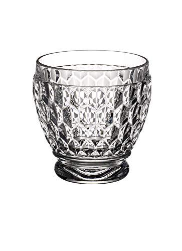 Villeroy & Boch Boston Shot-Glas, Kristallglas, Durchsichtig, 63mm