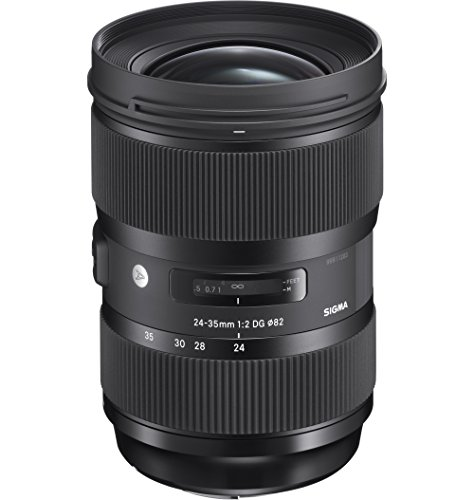 Sigma 24-35mm F2.0 Art DG HSM Lens