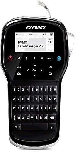 Dymo LabelManager 280 Etiquetado de teclado QWERTY Oficina portátil