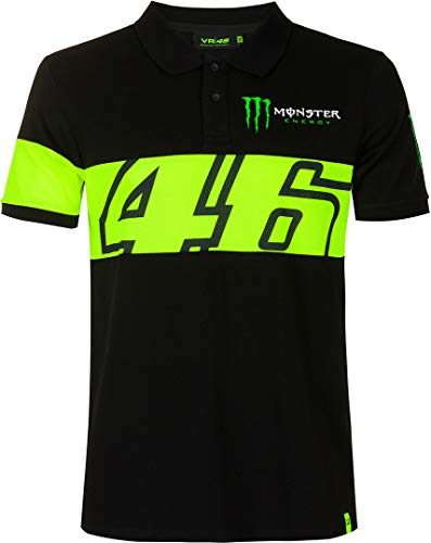 VR46 Monster Dual Polo S