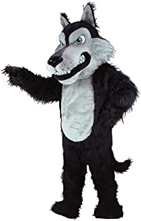 Best mascot costumes wolf Reviews