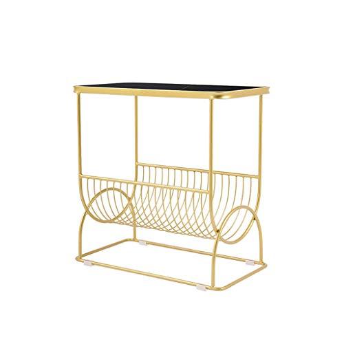 TXXM® Herstellung Nachttisch Schlafzimmer Spind, Schlafzimmer Nachttisch, Wohnzimmer Locker, Wohnzimmer Sofa Seitenschrank Praktische Möbel (Color : Black)