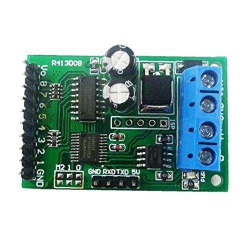 YepYes Relaismodul 8-Kanal-Relais-Steuermodul Brett MODBUS RS485 TTL RTU DC 5V Relaisschalter Controller Board