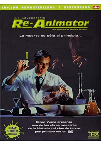 Re-Animator (Ed. Especial)