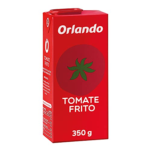 ORLANDOTomate Frito Clásico Brik 350g