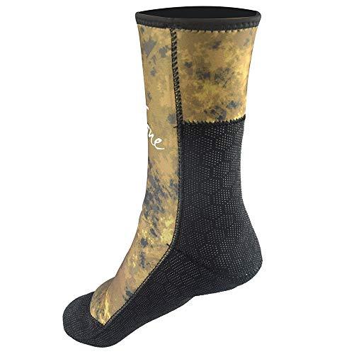 MLYWD Diving Socks - Calcetines de Buceo - Calcetines Profesionales de 5MM para Neopreno Buceo Material de Neopreno Equipo de Snorkel Botas