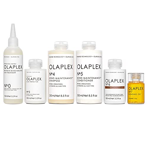 The Complete Hair Repair System