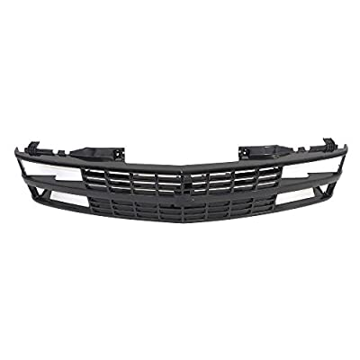 Perfit Liner New Front Black Grille Grill Replacement For 88-93 C10 C/K 1500 2500 3500 Pickup Truck Blazer SUV Fits Early Design GM1200228 15615108