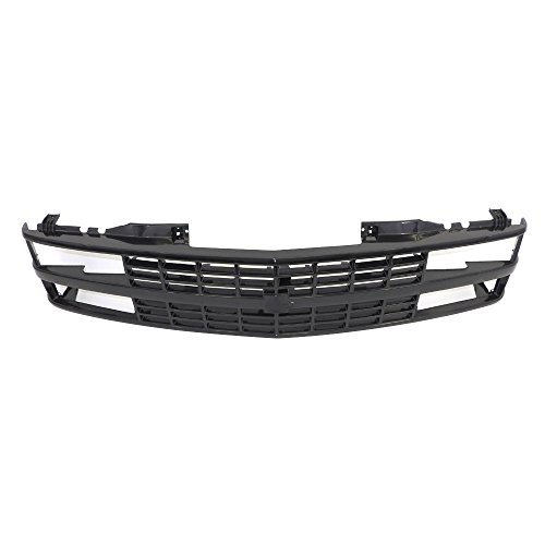 Perfit Liner New Replacement Parts Front Black Grille Compatible With 88-93 C10 C/K 1500 2500 3500 Pickup Truck Blazer SUV Fits Early Design GM1200228 15615108