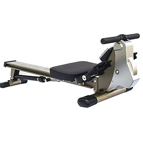 Macchine a canottaggio pieghevoli multifunzione federa, resistenza regolabile a paddomi addome seduti, attrezzature aerobica addolcibile ultra quie compatta attrezzature per il fitness zhuang94