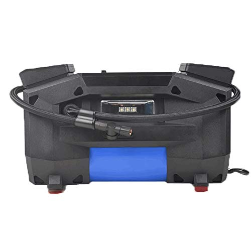 WNN-URG 12 voltios de Doble Cilindro de Alta presión de Alta Potencia for inflar con Aire Portable del Coche Deportivo URG