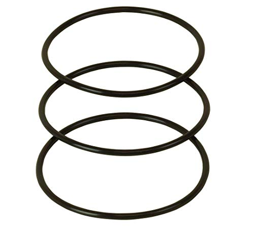 APEC Water Systems Replacement ORing for ROES-50 3.5 OD Reverse Osmosis Water Filter Housings, O-Ring (3 pcs O-Ring-Set-B)