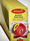 Aeroxon - Bote de cebo para hormigas (14 unidades)