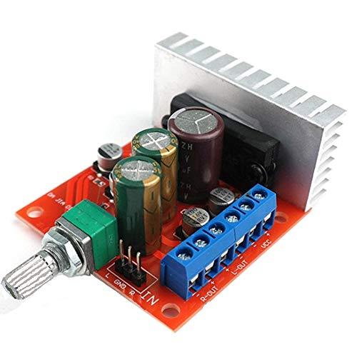 Basage Amplificador de Unidad de Cinta TA7240AP 2,0 Preamplificador de Cabeza de Cinta MagnéTica Amplificador Preamplificador de MáQuina de Tarjeta de MicróFono 2X5,8 W