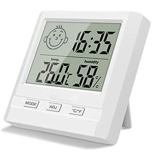 AISHIRUI Genaue Temperatur- Und Feuchtigkeitsüberwachung Für Das Home-Office-Pflegezimmer
