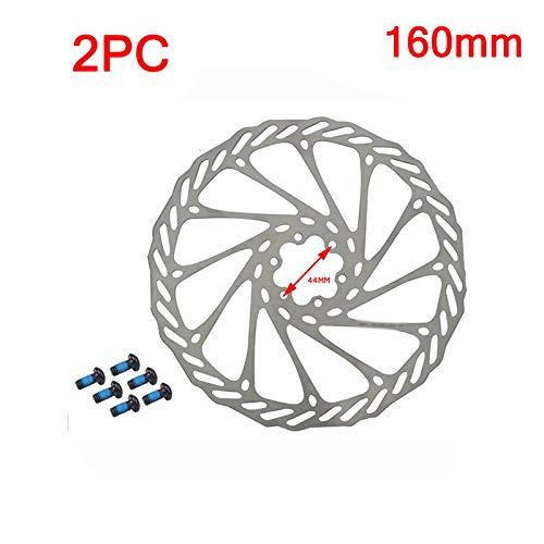 Frenos de disco para bicicletas G3 MTB Discos de bicicleta Rotor de freno de acero inoxidable Disco de bicicleta 160 mm / 180 mm / 203mm Frenos de bicicleta de montaña Accesorios de ciclismo