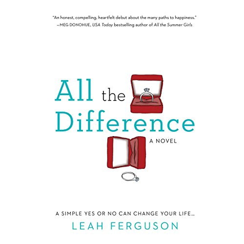 All the Difference audiobook cover art