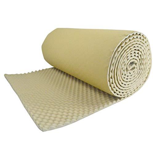 KANGjz Paneles de aislamiento de ruido 1 metro cuadrado de insonorización algodón, Aula Oficina de sonido de absorción de algodón cubierta a prueba de humedad Espuma de insonorización Filtros de sonid