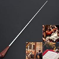 指揮棒、音楽指揮棒、合唱交響曲に耐えるプロのパダウク素材