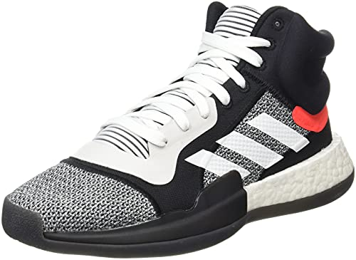 adidas Marquee Boost Zapatillas de Baloncesto para Hombre BB7822 Gris UE (7 Reino Unido), 40 2/3 EU