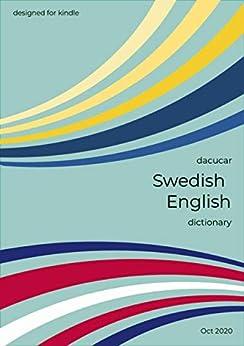 Dacucar's Swedish-English Dictionary: October 2020 Revision (Swedish Edition) por [Darío Cutillas Carrillo, David Cutillas Carrillo]