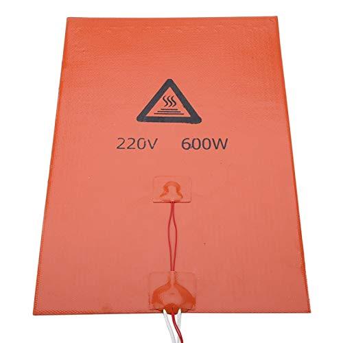 Labuda Heated Bed Silicone, Wear-Resistant(220v 600w, 200 * 300mm)