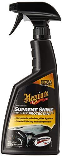 Meguiar\'s Supreme Shine Protectant, Kunststoffpflege