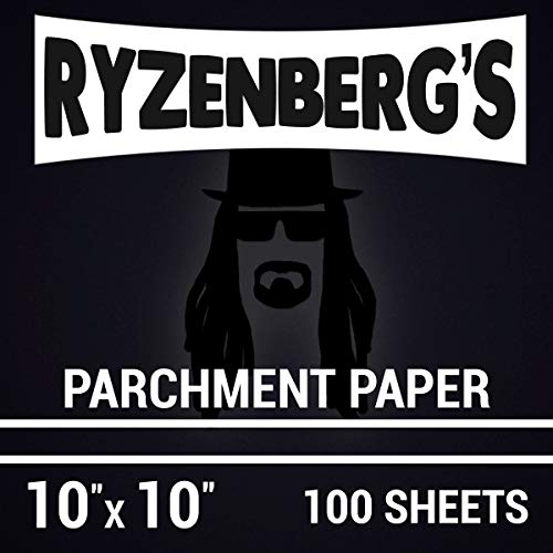 Parchment Paper for Rosin Press / 10
