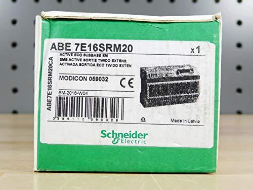 Schneider Electric Telefast Unterlage für TWIDO I/O Module 16ABE7E16SRM20O