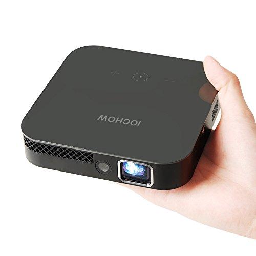 iOCHOW iO4 Mini Vidéoprojecteur, 1080P Vidéo HD Avec DLP 3000...