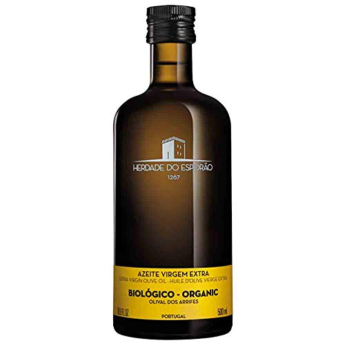 Azeite de Oliva Orgânico Extra Virgem Português Herdade do Esporão 500 ml