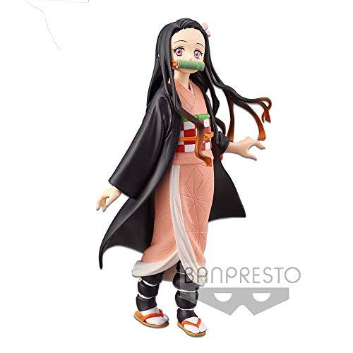 Banpresto BP19845P - Kimetsu No Yaiba Figure Vol.2 - Nezuko Kamado Multicolor